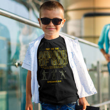 Load image into Gallery viewer, Kids T-Shirt Armor Men