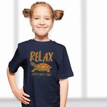 Load image into Gallery viewer, Kids T-Shirt Turtle
