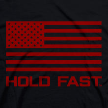Load image into Gallery viewer, Hold Fast Mens T-Shirt Hold Fast Eagle