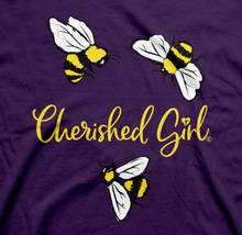Load image into Gallery viewer, Cherished Girl Womens T-Shirt Shine Sunflower