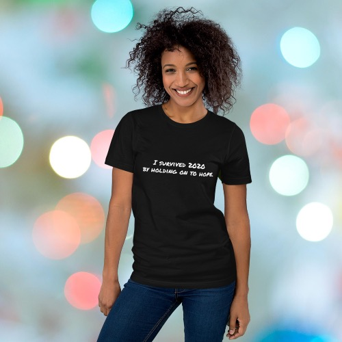 TrudieAF Hope Unisex T-Shirt - My Self-Care Mart