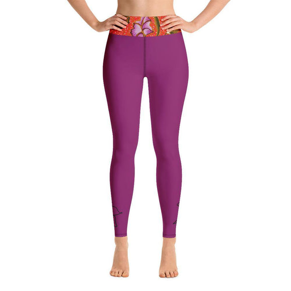 Jasira Life Yoga Tights - My Self-Care Mart
