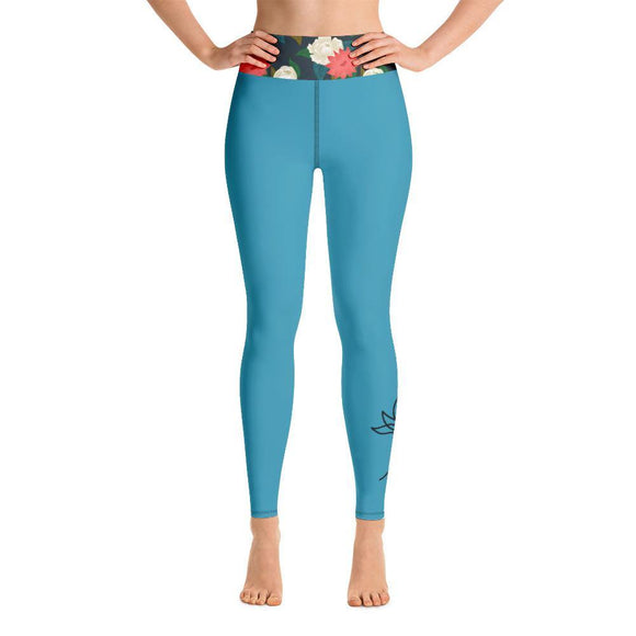 Amal Yoga Tights - My Self-Care Mart