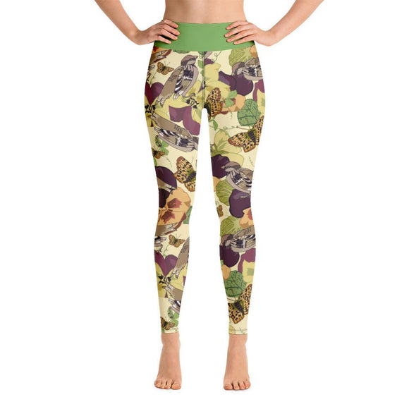 Saeida Yoga Tights - My Self-Care Mart
