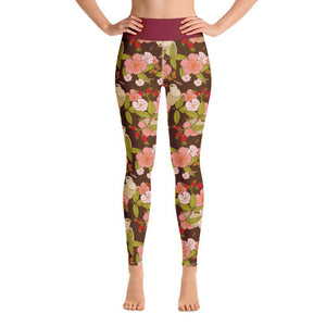 Nandi Yoga Tights - My Self-Care Mart