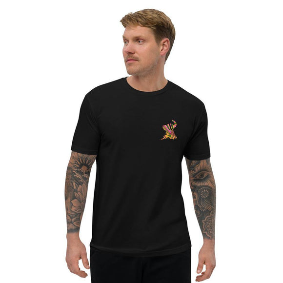 Esi Men's Fitted T-Shirt - My Self-Care Mart