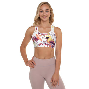 Jabulile Life Padded Sports Bra - My Self-Care Mart