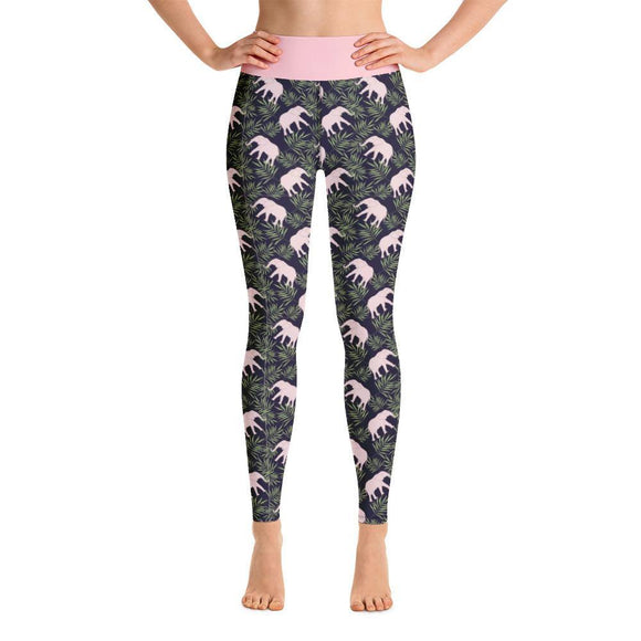 Nandi Elefant Yoga Tights - My Self-Care Mart