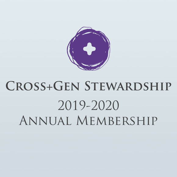Cross+Gen Stewardship™