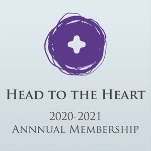 Head to the Heart™ Confirmation Ministry (2020-2021 Annual Membership)