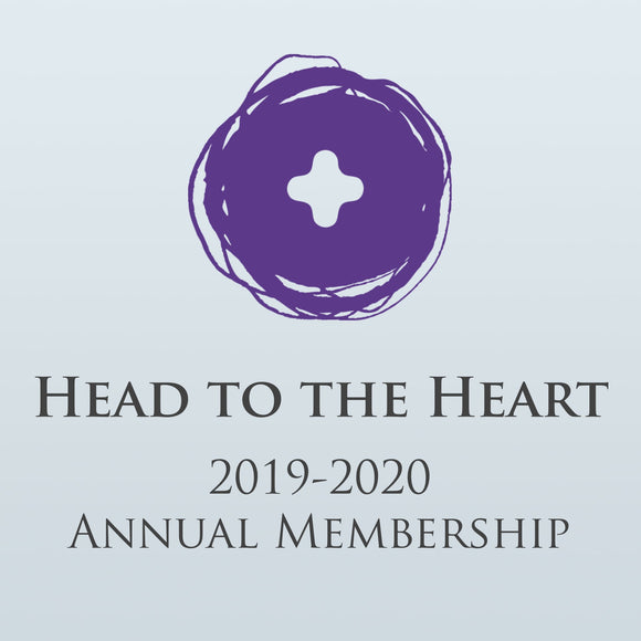 Head to the Heart™ Confirmation Ministry (2019-2020 Annual Membership)