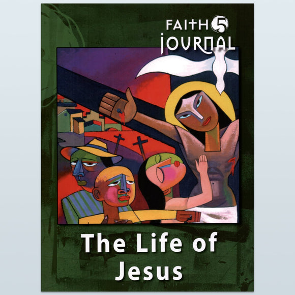 The Life of Jesus Journal (Head to the Heart)