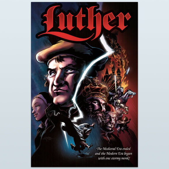 Luther: The Graphic Novel