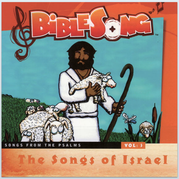 The Songs of Israel CD (Songs from The Psalms)
