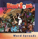 Word Spreads CD (Songs from Acts to Philemon)