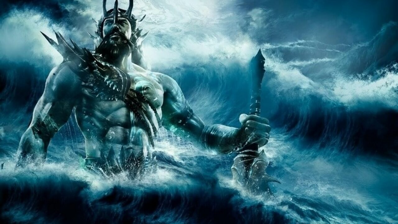 Njord, the God of the Sea
