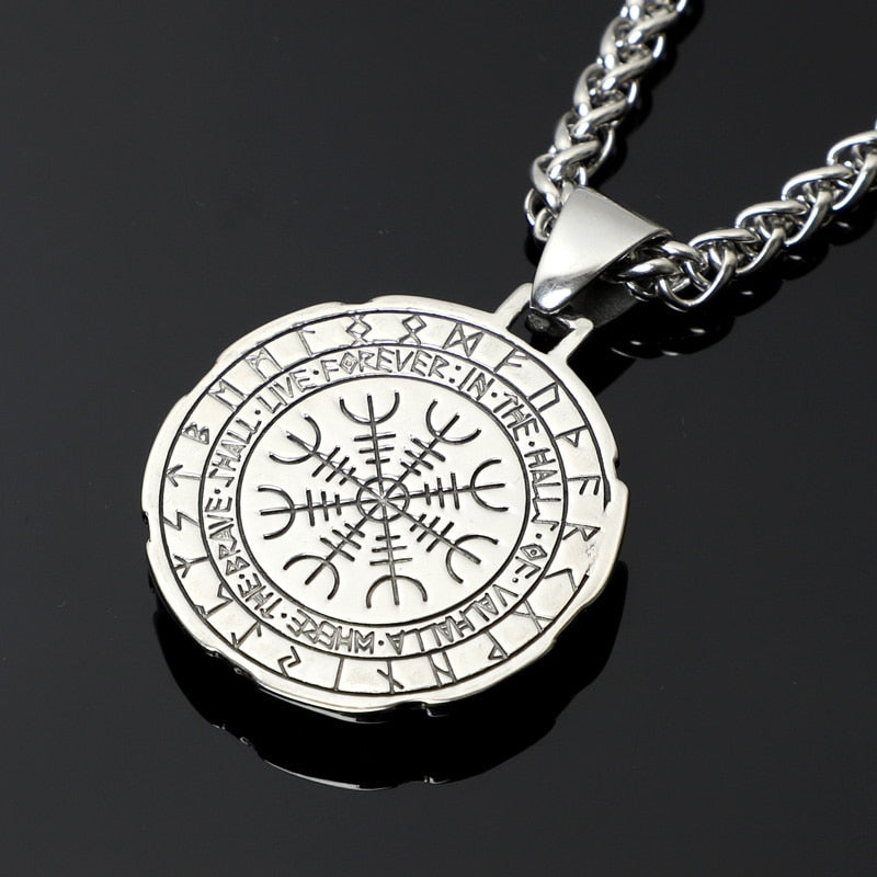 The Helm Of Awe Double Necklace