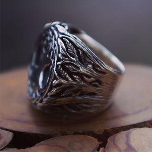 Yggdrasil Stainless Steel Ring