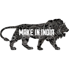 All our products are manufactured by us and are 100% made in India !!!