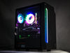 Jaku - Custom VR Gaming PC Radeon AMD RX 570, 8GB RAM 256GB NVMe SSD RGB 1080P