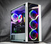 Avalanche - Custom VR Gaming PC Radeon AMD RX 570, 8GB RAM 128GB NVME SSD RGB Lighting