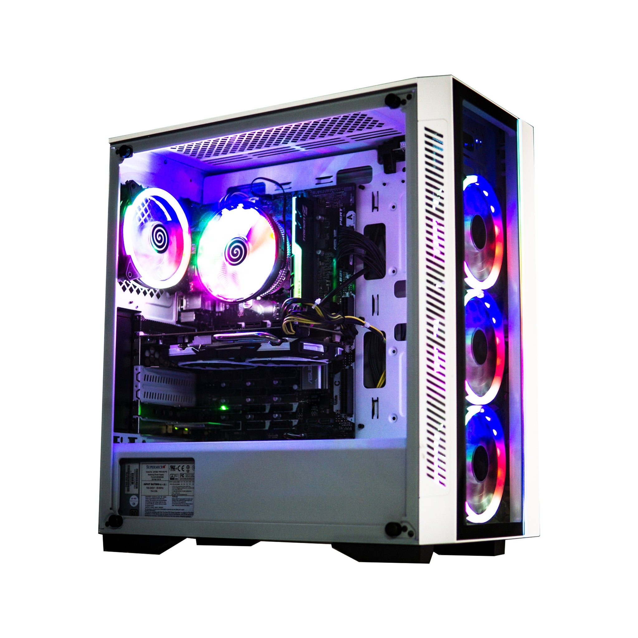 the best custom gaming pc made by travis jank vr gaming