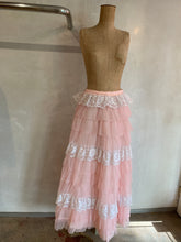 Load image into Gallery viewer, Vintage 1960's Pale pink tutu