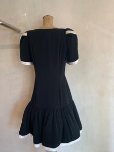 Vintage 1980's Chanel style party dress