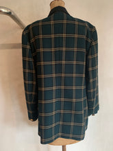 Load image into Gallery viewer, Vintage 1990's Scottish wool blazer