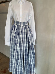 Vintage 1980's full length skirt