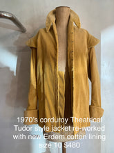 Load image into Gallery viewer, Vintage 1970's Theatrical style jacket