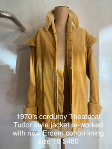 Vintage 1970's Theatrical style jacket