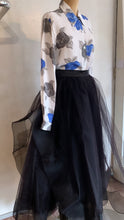 Load image into Gallery viewer, Custom made horsehair tulle skirt
