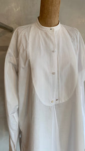 Vintage 1950's oversized butlers shirt