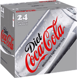 Diet Coke Can 12 oz 24 pk