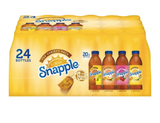 Snapple JUICE VARIETY Bottle 16.9oz / 24ct.