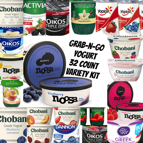 LGV Grab n Go YOGURT VARIETY 32ct.