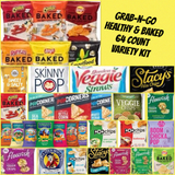 LGV Grab n' Go BAKED HEALTHY CHIPS VARIETY 64ct.