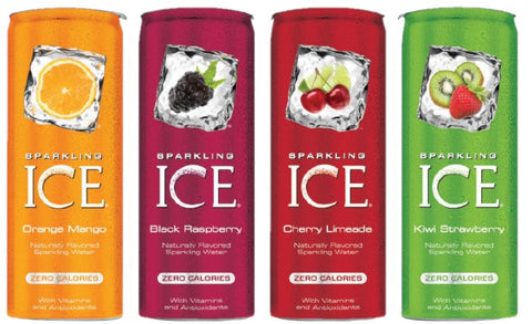 Talking Rain Sparkling Ice Variety Cans 12 oz