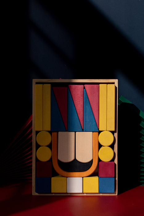 The Nutcracker Blocks