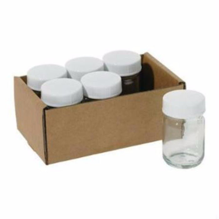 Paint Jars with Lids - 50ml