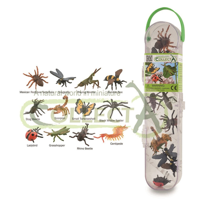 CollectA Mini Insects and Spiders Tube