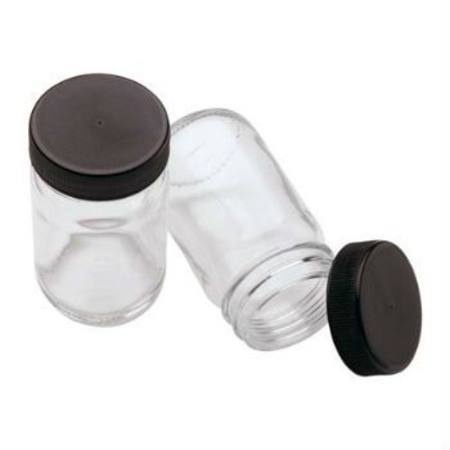 Paint Jars with Lids - 100ml