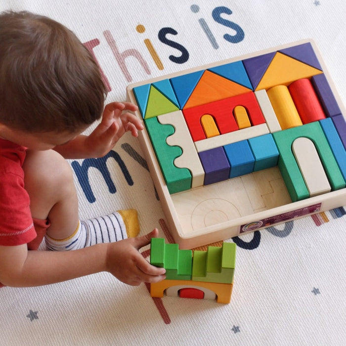House Building Blocks Set (PRE-ORDER)