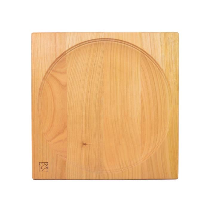 Wooden Plate for Spinning Tops 15cm