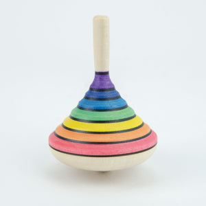 Mader || Rainbow Spinning Top