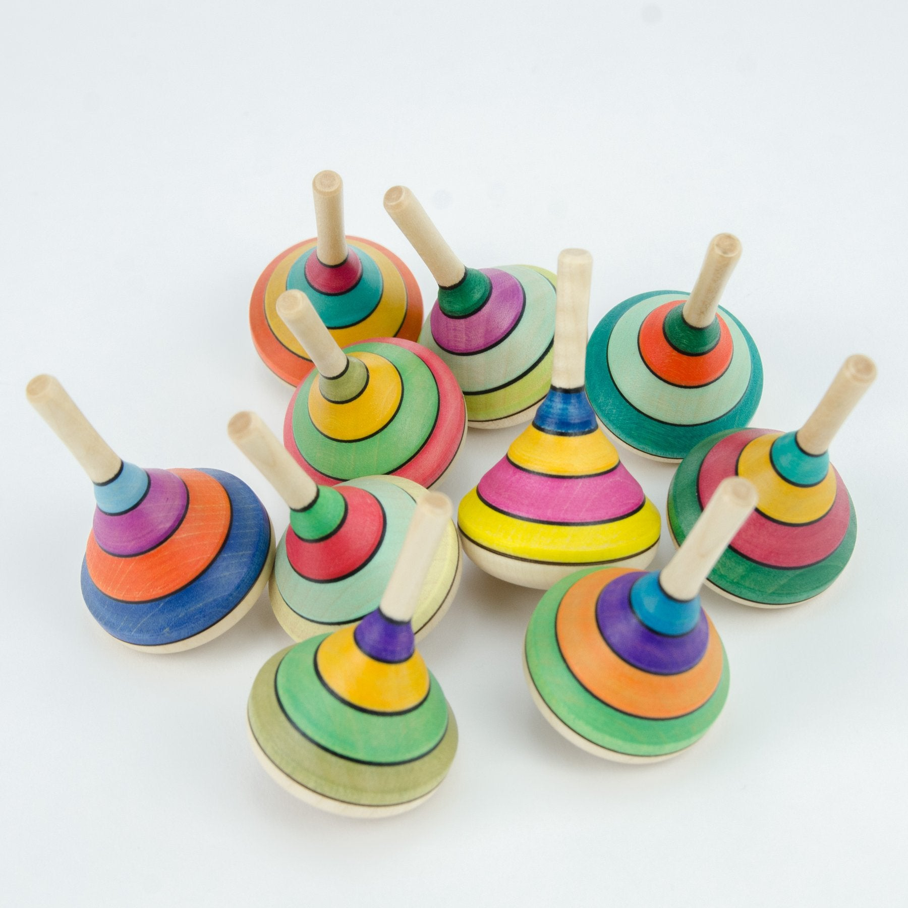 Mader || Harlekin Spinning Top