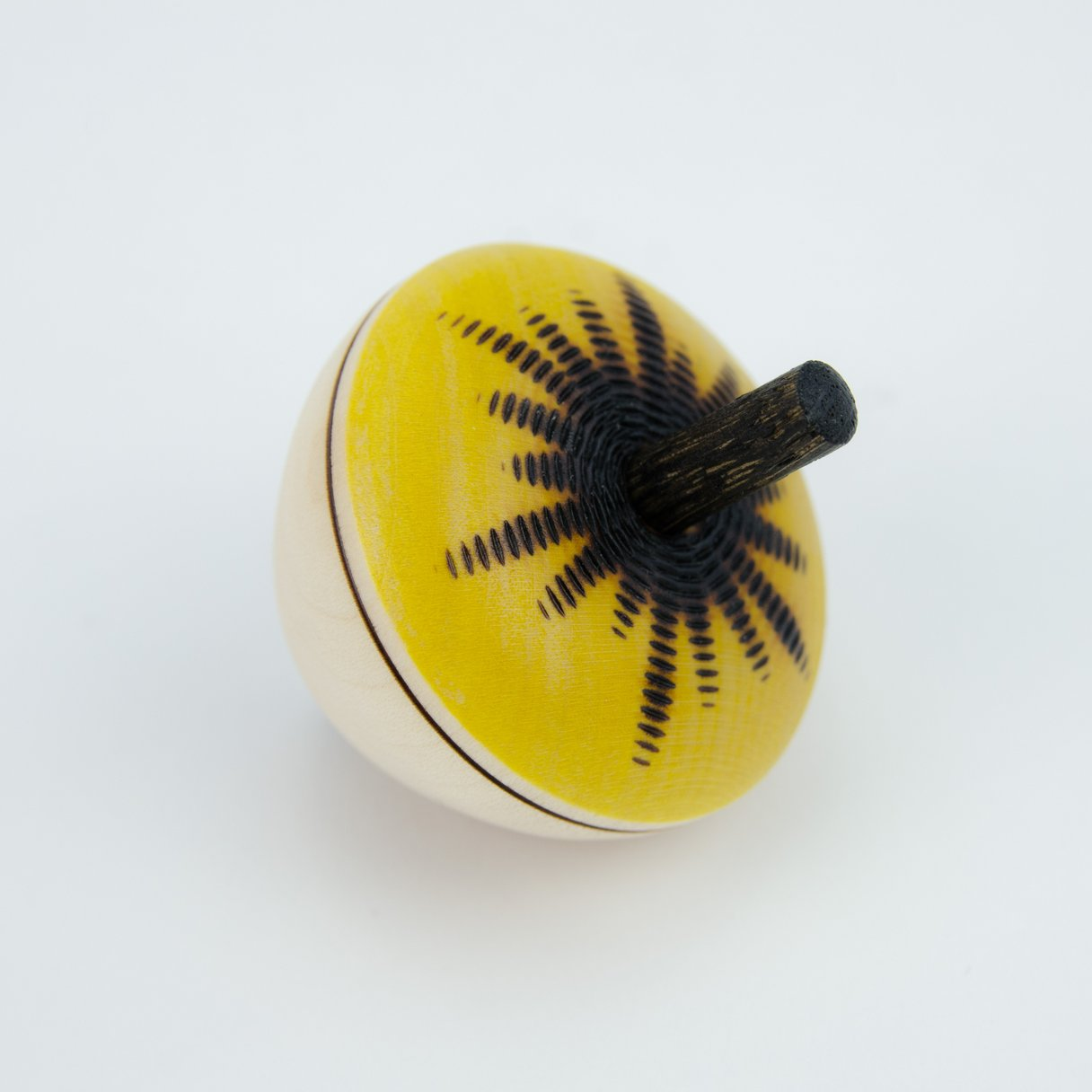 Mader || Egg Spinning Top