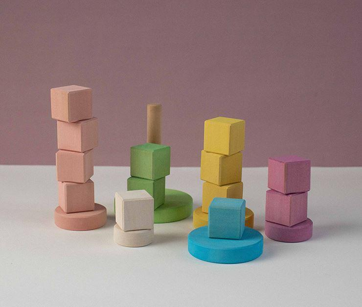 AVDAR || Cube Building Blocks