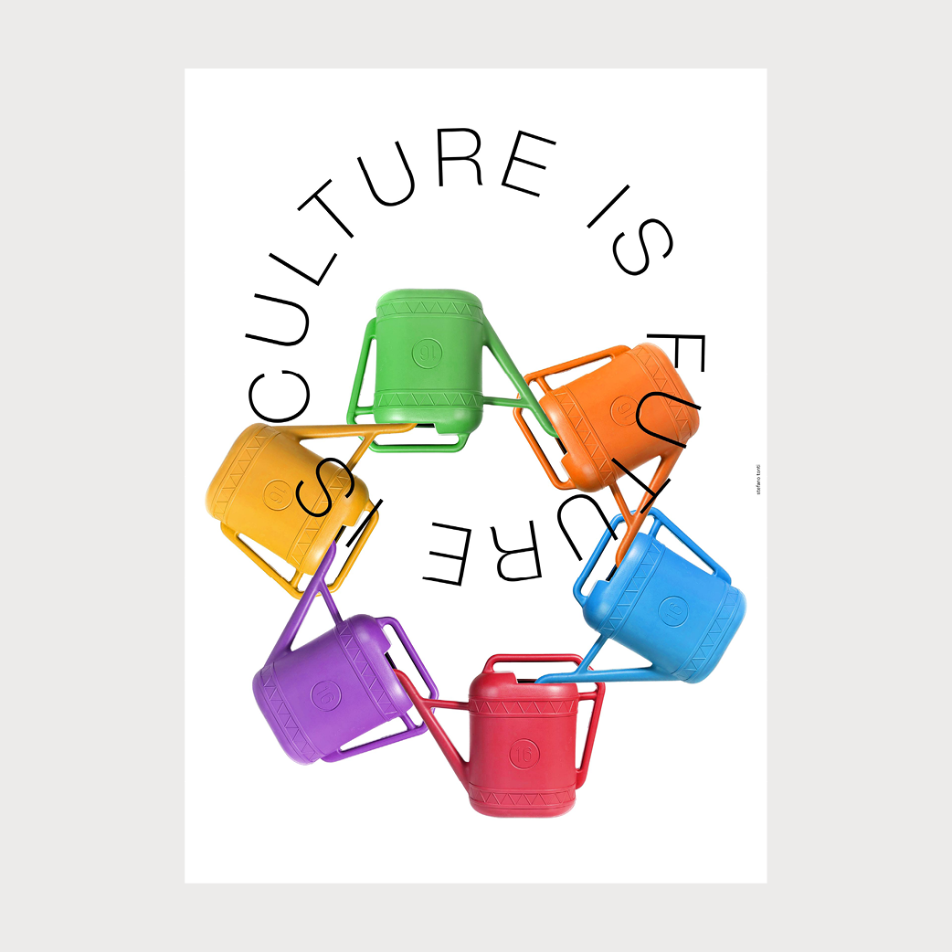 Stefano Tonti - Culture is Future